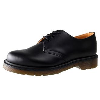 Čizme Dr. Martens - 3 pinhole - PW Crno Glatka - 1461