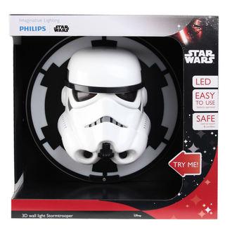 Zidna svjetiljka Ratovi Zvijezda - Stormtrooper - WHT