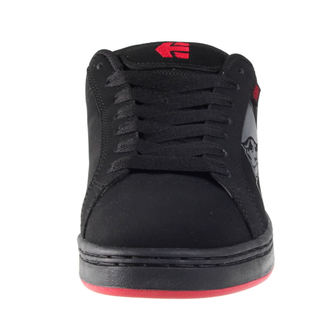 Cipele muške ETNIES - Metal Mulisha Fader - BLACK / BLACK / RED, METAL MULISHA