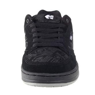 Cipele muške ETNIES - Metal Mulisha Cartel - Crno / lubanje, METAL MULISHA