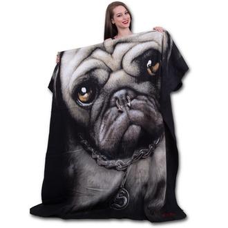 Pokrivač SPIRAL - Pug Life, SPIRAL