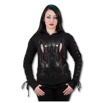 Majica ženska SPIRAL - Vamp Fangs - Crno