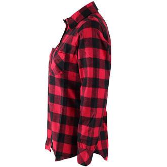 Košulja ženska ROTHCO - PLAID - RED, ROTHCO