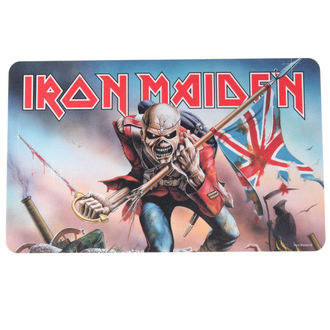 Podmetač za stol Iron Maiden, ROCK OFF, Iron Maiden