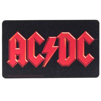 Podmetač za stol AC / DC - Logo, AC-DC