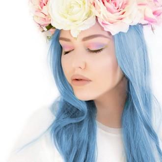 Boja za kosu MANIC PANIC - Classic - Blue Angel, MANIC PANIC