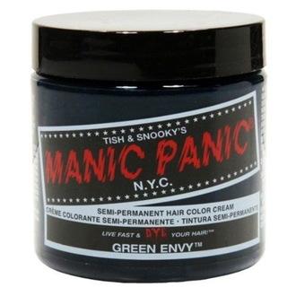Boja za kosu MANIC PANIC - Classic - Green Envy, MANIC PANIC