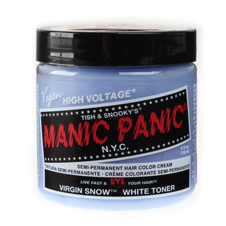 Boja za kosu MANIC PANIC - Classic - Virgin Snow, MANIC PANIC
