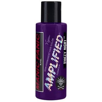 Boja za kosu MANIC PANIC - Amplified - Violet Night, MANIC PANIC