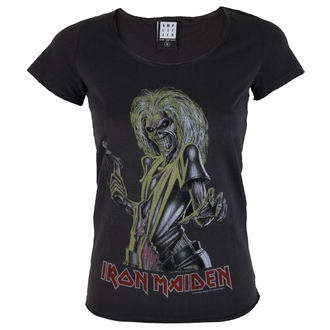 Majica ženska IRON MAIDEN - KILLER - AMPLIFIED, AMPLIFIED, Iron Maiden