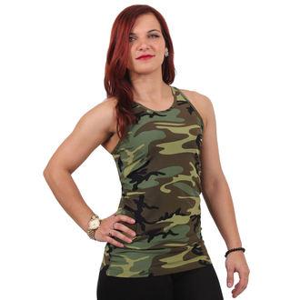 Majica bez rukava ženska ROTHCO - WORKOUT PERFORMANCE, ROTHCO