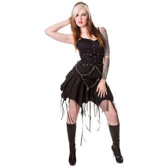 Suknja ženska DEAD THREADS - With Net, DEAD THREADS