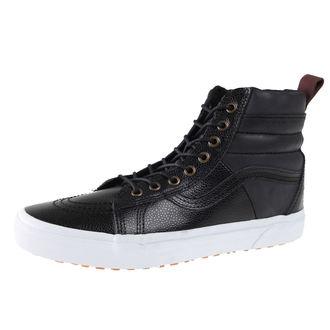 Cipele muške VANS - SK8-HI 46 MTE - šljunak Koža - VA2XS2JTQ