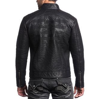 Muška jakna za proljeće/jesen AFFLICTION - Death Race - BK, AFFLICTION
