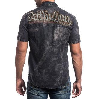 Košulja muška AFFLICTION - No Rival - BK, AFFLICTION