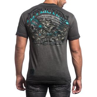 Majica muška AFFLICTION - Apache Freedom - BKGE, AFFLICTION