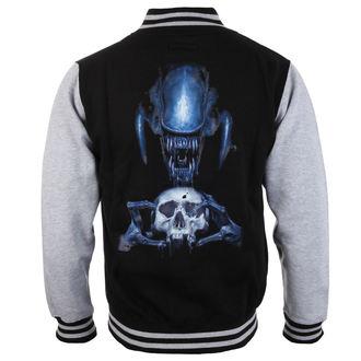 Hoodie muški Alien - Skull, NNM, Alien - Vetřelec