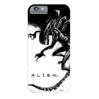 Maska za mobitel Alien- iPhone 6 - Xenomorph Black & White Comic, NNM, Alien - Vetřelec