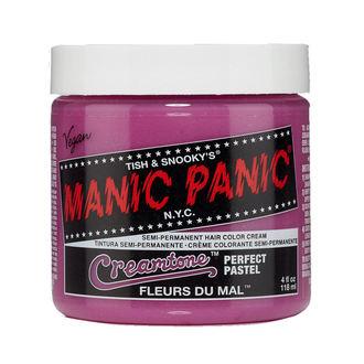 Boja za kosu MANIC PANIC - Classic - Fleurs du mal, MANIC PANIC