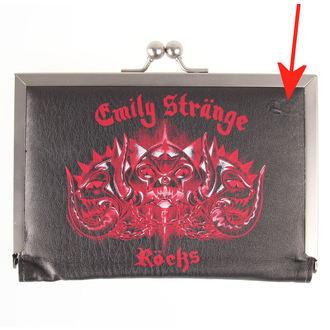 Novčanik EMILY THE STRANGE - Emily (E4081502) Kitty Head - OŠTEĆENO, EMILY THE STRANGE