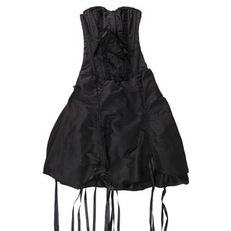 Ženska haljina Burleska - Crna - OŠTEĆEN