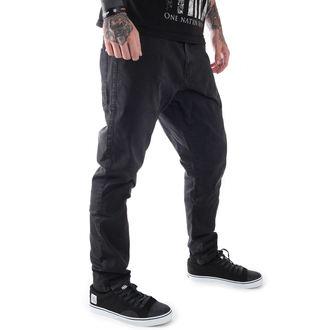 Muške hlače GLOBE - Select Loose Taper - Vintage Black, GLOBE