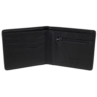 Novčanik GLOBE - Corroded II - Black, GLOBE