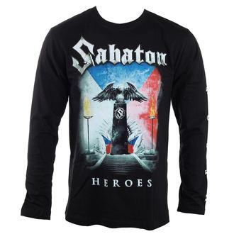 Majica muška dugi rukav Sabaton - Heroes Czech republic - Carton, CARTON, Sabaton