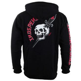 Majica s kapuljačom muške - Dressen Skull - INDEPENDENT