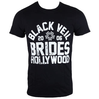 Majica muška Black Veil Brides - Hollywood - Black - LIVE NATION, LIVE NATION, Black Veil Brides