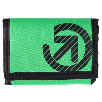 Novčanik MEATFLY - Flipper - C - Green, MEATFLY