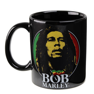 Šalica Bob Marley - Logo - ROCK OFF, ROCK OFF, Bob Marley