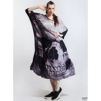 Haljina ženska KILLSTAR - Skull Boho - OŠTEĆENO, KILLSTAR