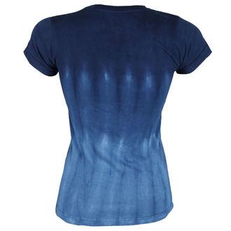 Ženska majica Lynyrd Skynyrd - Skynyrd Stars Tie-Dye Juniors - LIQUID BLUE, LIQUID BLUE, Lynyrd Skynyrd