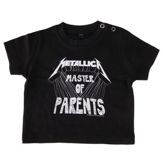 Majica dječja Metallica - Master of Parents - Black - ATMOSPHERE, Metallica