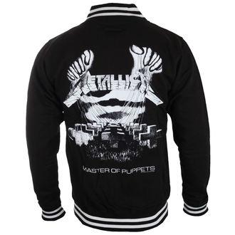 Majica s kapuljačom muška Metallica - Master of Puppets - Black - ATMOSPHERE, NNM, Metallica