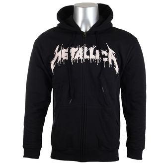 Majica s kapuljačom muška METALLICA - One Black - ATMOSPHERE