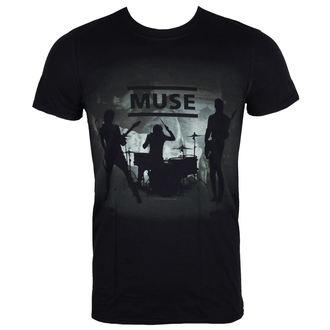 Majica muška Muse - Silhouette Black - ATMOSPHERE, NNM, Muse