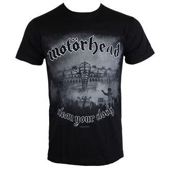 Majica muška Motörhead - Clean Your Clock B&W - ROCK OFF, ROCK OFF, Motörhead