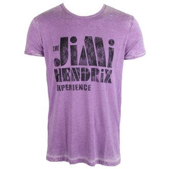 Muška majica Jimi Hendrix - Stencil Logo Vintage - ROCK OFF, ROCK OFF, Jimi Hendrix