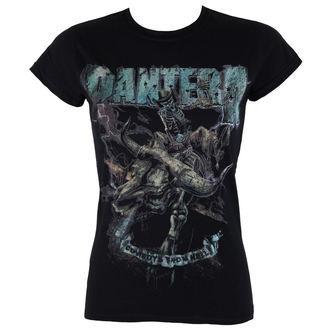 Majica ženska Pantera - Vintage Rider - ROCK OFF, ROCK OFF, Pantera