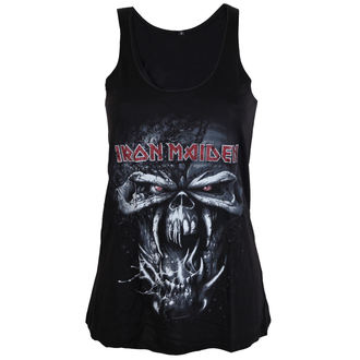 Majica bez rukava ženski Iron Maiden - FF Eddie Distressed - ROCK OFF, ROCK OFF, Iron Maiden