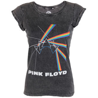 Ženska majica Pink Floyd - Multi Logo Acid - ROCK OFF, ROCK OFF, Pink Floyd