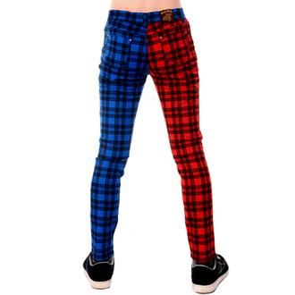 Muške hlače 3RDAND56th - TARTAN SPLIT LEG, 3RDAND56th