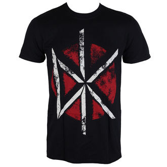 Majica muška Dead Kennedys - Vintage Logo - ROCK OFF, ROCK OFF, Dead Kennedys