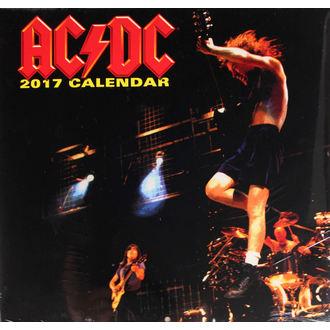 Kalendar za 2017 - AC/DC, AC-DC