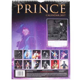 Kalendar za 2017 - Prince