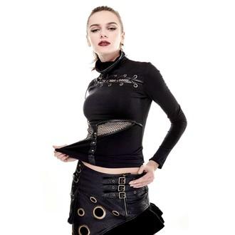 Ženska majica dugih rukava PUNK RAVE - Catacomb - T-432_B