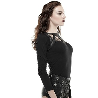Ženska majica dugih rukava PUNK RAVE - Nautilus, PUNK RAVE