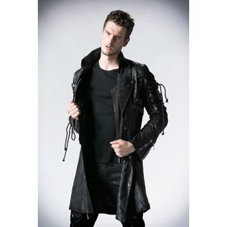 Muški kaput proljeće / jesen PUNK RAVE - Poisonblack - Y-349_B